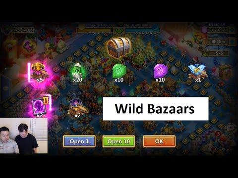 JT And Pocay Hero Collector Crazy Rewards Fun Castle Clash
