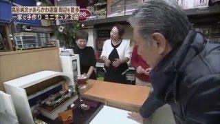 じゅん散歩で手作り1/12ミニチュア専門店「ドールハウス ミニ厨房庵」を訪問