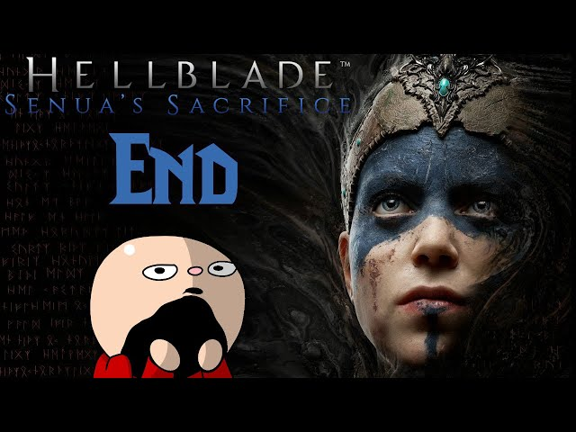 Hellblade: Senua's Sacrifice | Finale | A Warriors Fate | Two Crazy Gamers