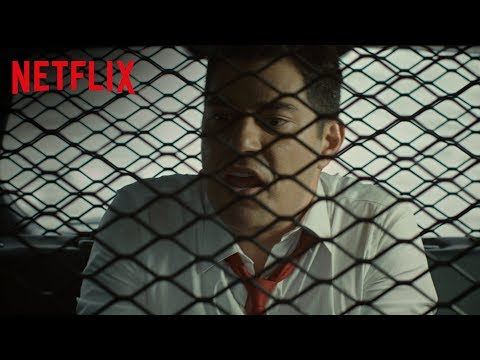 Evaristo é preso por Will Smith | Bright | Neflix