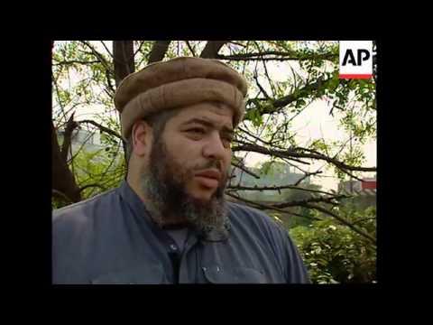 UK: ALGERIAN MILITANTS HELD AMID CLAIMS OF WORLD CUP BOMB PLOT