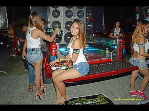Hot Import Nights Car Show Manila Philippines Part 1