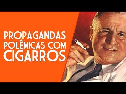 Propagandas De Cigarros Polêmicas