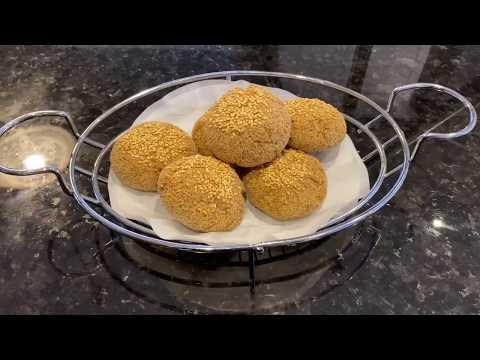 pain-cétogène-sans-oeufs.-1/4-de-tasse-de-psyllium