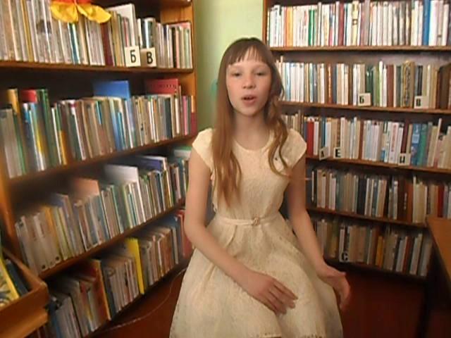 Изображение предпросмотра прочтения – АринаИшимова читает произведение «Чародейкою Зимою…» Ф.И.Тютчева