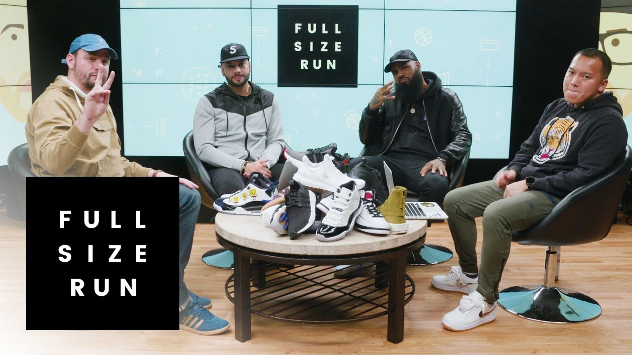 7c14befb976d14 Stalley Reveals That Most Rappers Aren t Sneakerheads