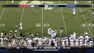 NC State vs. Central Florida - September 11, 2010