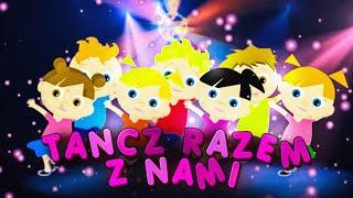 Tańcz razem z nami / 35 minut Mix /Dziecięce Przeboje na imprezę, urodziny, dyskotekę.