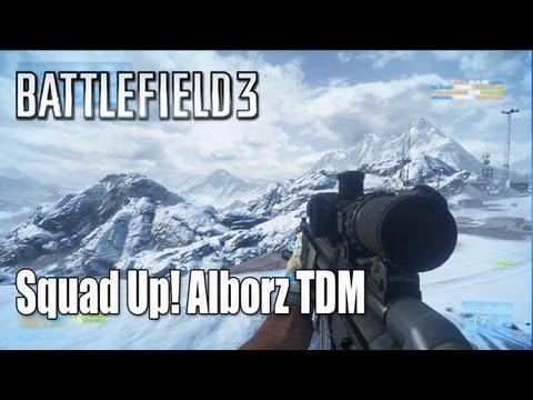 Battlefield 3: Lvlcap Xfactor VS Mongol Matimi0 -  Alborz TDM