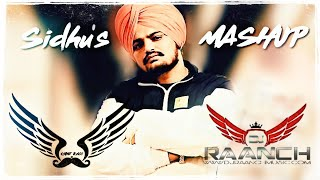 Sidhu Moosewala's Mashup | Light Bass11 X DJ Raanch | Bhangra Mashup 2020- Latest punjabi Songs 2020