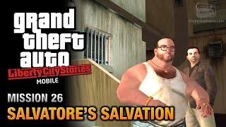 GTA Liberty City Stories Mobile - Mission #26 - Salvatore's Salvation