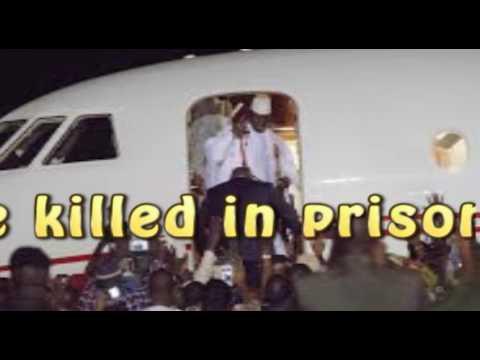 In a new Gambia, the prison doors begin to swing openиз YouTube · Длительность: 41 с