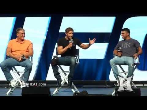 """""""The Expendables 3"""" Cast Q&A at UFC International Fight Week 2014 (Complete in HD)"""