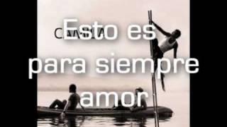 Camila - Amor Eterno (letra)