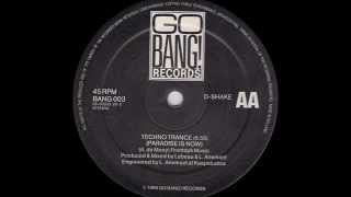 D-Shake - Techno Trance (Paradise is Now) (1990)
