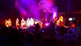 Xavier Naidoo & Hubert von Goisern - Gute Reise & Wir sind Normaden (Linz09 Hafenfest)