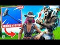 *FUNNY* MURDER MYSTERY Custom Gamemode in Fortnite Battle Royale! *SEASON 6*