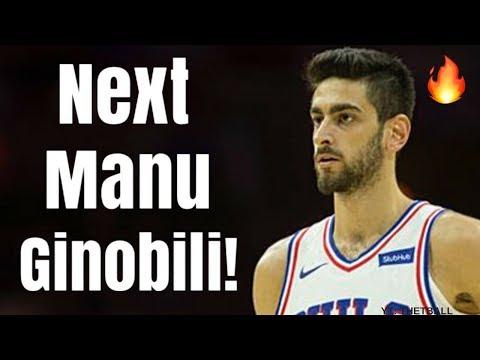 Meet the Philadelphia Sixers Unknown FUTURE All-Star!   Furkan Korkmaz is the NEXT Manu Ginobili?