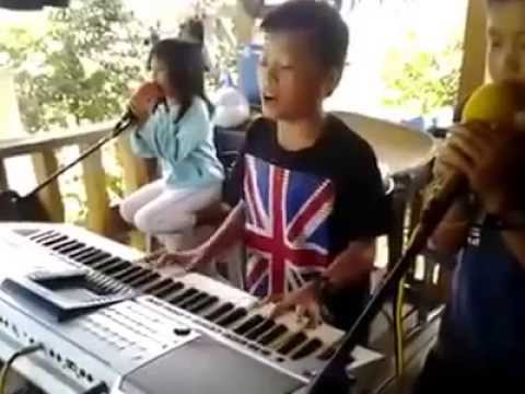Hanya Aku -Hyper Act (cover by kids)