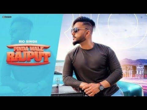Pinda Wale Rajput Lyrics Song || Rio Singh || New Punjabi Song 2019 || Full Lyrics Music