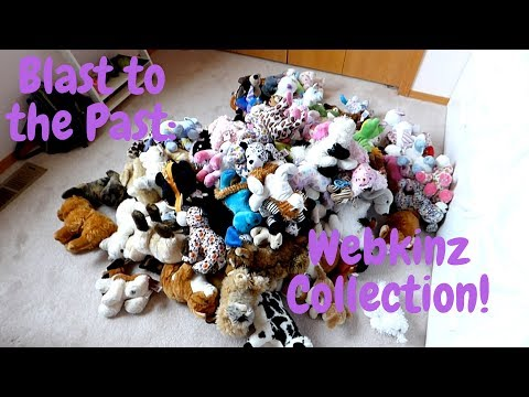 BLAST TO THE PAST: Webkinz Collection!