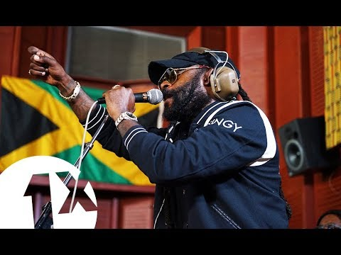 Tarrus Riley At Tuff Gong Studios For 1Xtra In Jamaica 2019