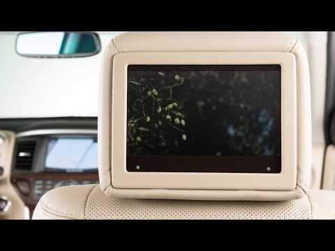 2019 Nissan Pathfinder - Mobile Entertainment System (MES) (if so equipped)