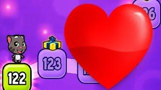 МОЙ ГОВОРЯЩИЙ ТОМ и ГОВОРЯЩАЯ АНДЖЕЛА #274 Мультик для детей Мульт про котиков #Мобильные игры