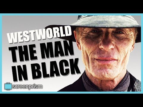 Westworld: The Man in Black  westworld