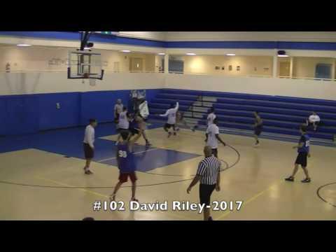 #102 David Riley, 2017