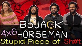 BoJack Horseman - 4x6 Stupid Piece of Sh*t - Group Reaction