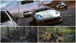 В Need for Speed Payback облегчают прохождение | Игровые новости