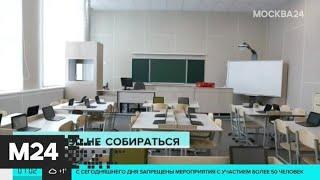 В Москве отменяют массовые мероприятия с участием более 50 человек - Москва 24