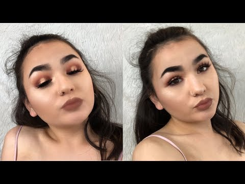 GRWM ft New Products from Serena Nicole
