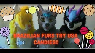 Baixar Brazilian Furries try American Candies! (pt.1)