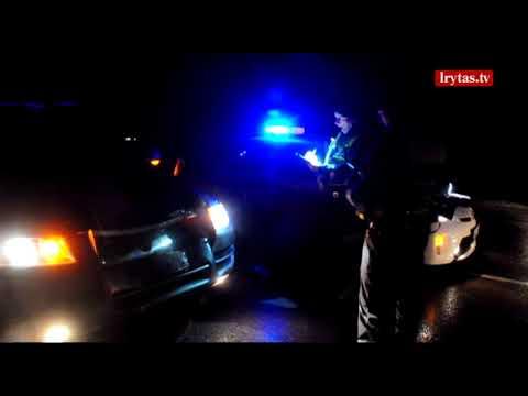 Nelaimė Vilniaus rajone – automobilis partrenkė ir mirtinai sužalojo vyrą