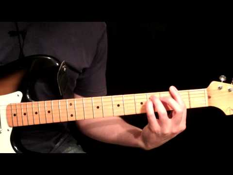 Understanding And Writing Major Key Chord Progressions - Intermediate Guitar Lesson