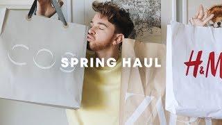 Mens Spring TRY-ON Clothing Haul!!! (H&M, Zara + COS) - Klarna