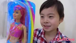 Little Mermaid This Is Where Barbie Dolls Become A Mermaid! Ou Yagisou Kun My Little Boy