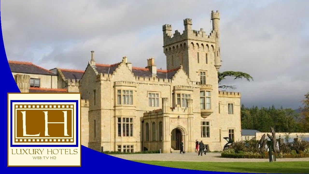 Luxury Hotels Lough Eske Castle Donegal