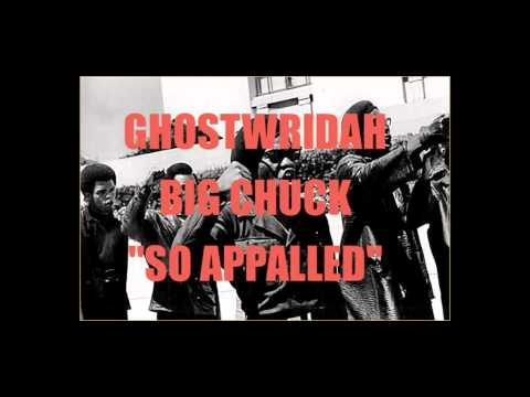 GhostWridah - So Appalled