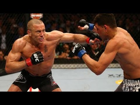 Georges St Pierre Ufc Best Fighter All Time Youtube