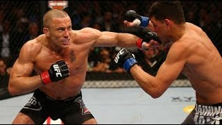 Georges St Pierre UFC BEST FIGHTER ALL TIME thumbnail