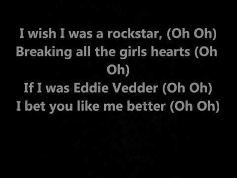 Reece Mastin - Rockstar Lyrics