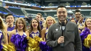 Washington women's basketball fans exuberant over being in the Final Four thumbnail