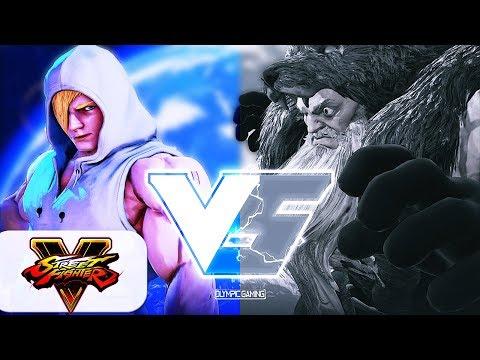 Itabashi (Zangief) Vs Hungry|Poongko (Ed) [Street Fighter 5] [Gameplay]