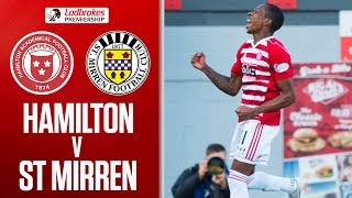 Hamilton 3-0 St Mirren | Miller Double Helps The Accies Sink St Mirren! | Ladbrokes Premiership