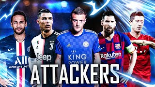 Top 10 Attackers In Football  2019/2020 ● HD