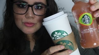★ASMR MUKBANG★ STARBUCKS (Eating Sounds)