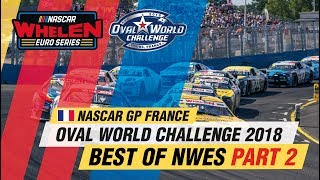 Best Of NWES TV Show Tours Speedway 2018 | Part 2/2
